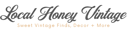 Local Honey Vintage logo